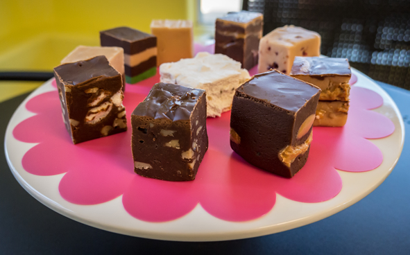 fudge-samples